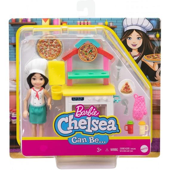 Barbie Playset Pizzeria con...