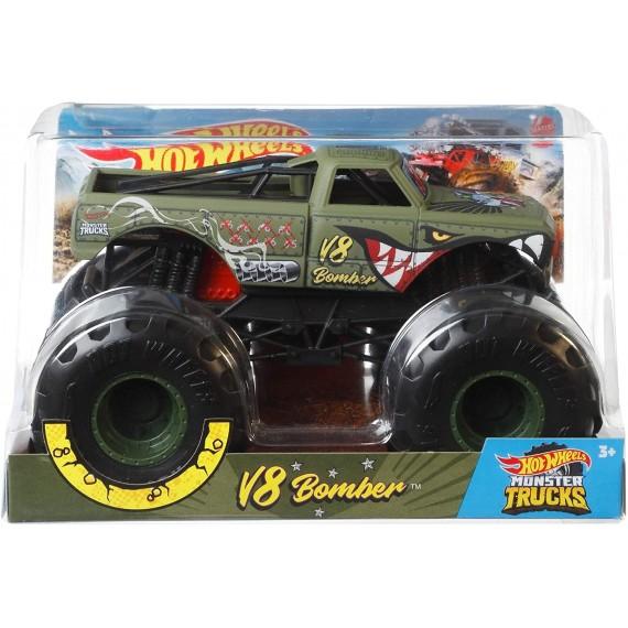 Macchina Monster Trucks V8...