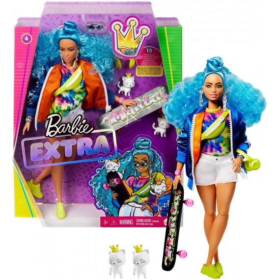 Barbie Extra Bambola Curvy...