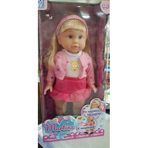 Bambola Migliorati  Marina...