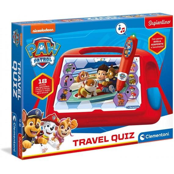 Sapientino Travel Quiz Paw...