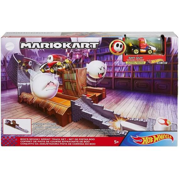 Hot Wheels Mario Kart Track...