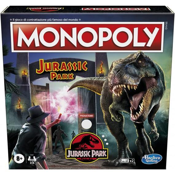 Monopoly Jurassic Park...