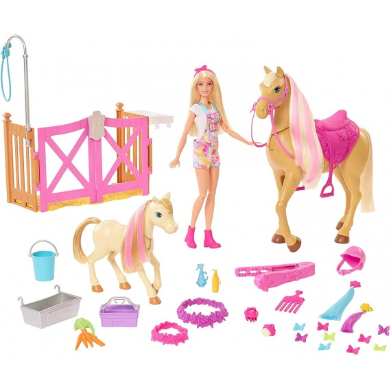 Barbie Playset Il Ranch con...
