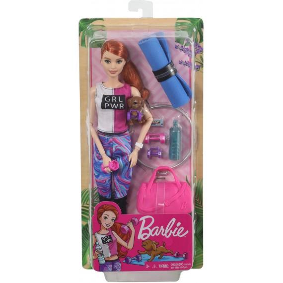 Barbie  Wellness Playset...