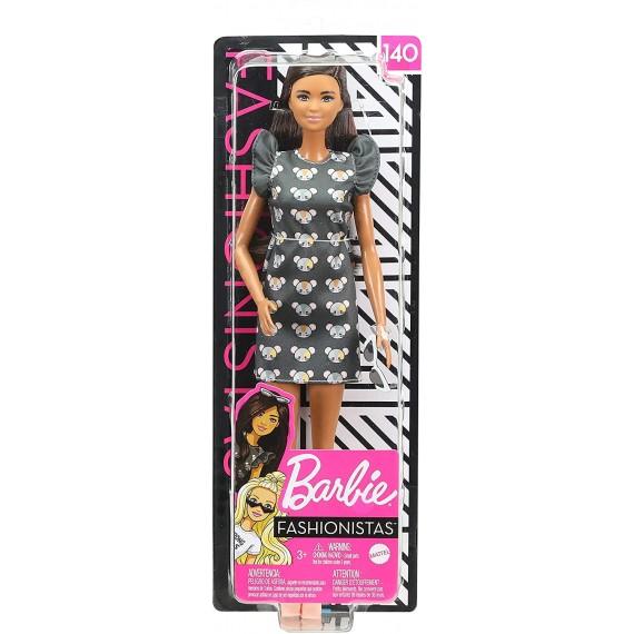 Bambola Barbie Castana, con...