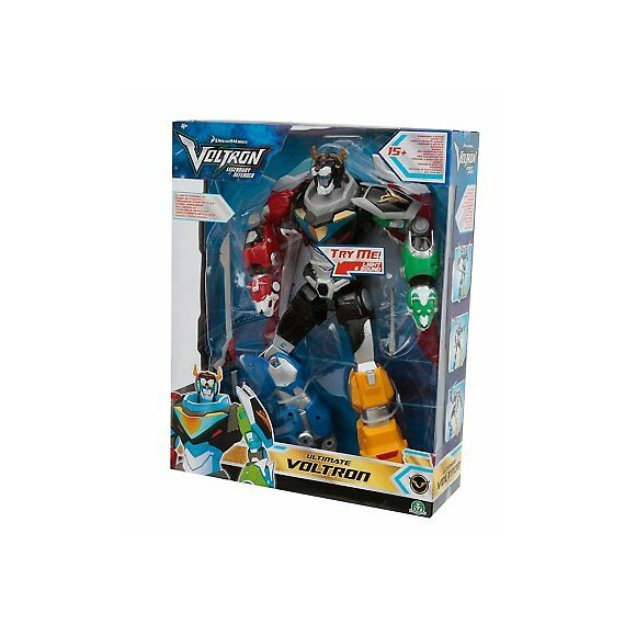 VOLTRON ULTIMATE...