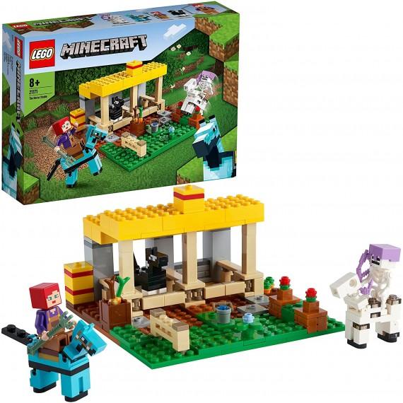 LEGO Minecraft La Scuderia...
