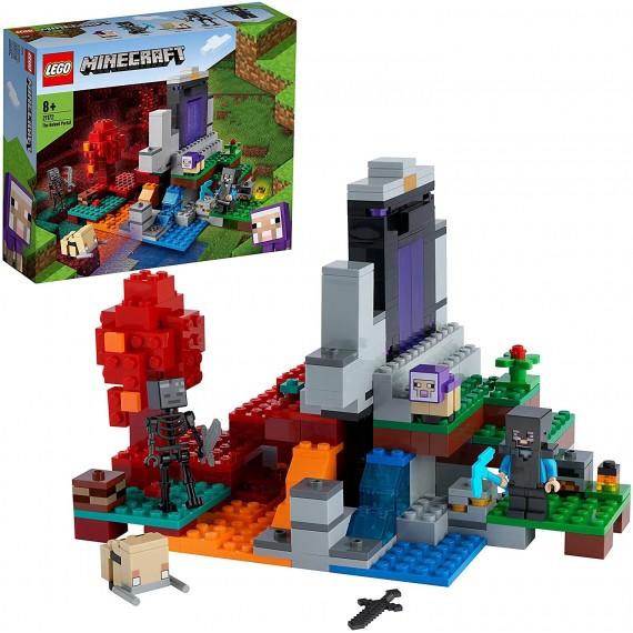LEGO Minecraft Il Portale...