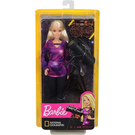 Barbie Carriere Astrofisica...