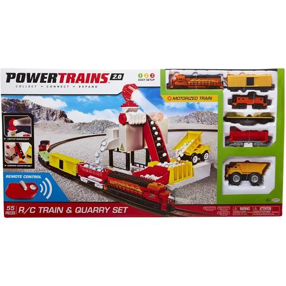 Jakks Powertrains quarry...
