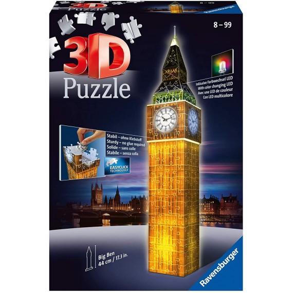 Ravensburger Puzzle 3D Big...