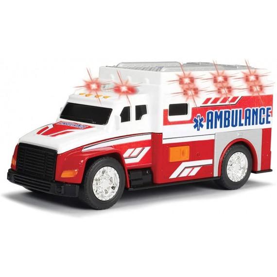 Simba modellino ambulanza...