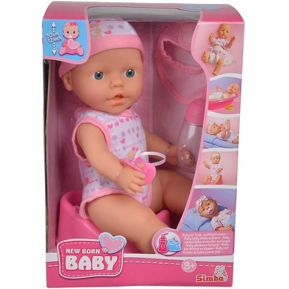 Simba New Born Baby Bambola...