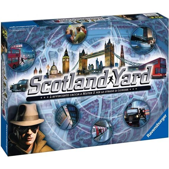 Ravensburger Scotland Yard...