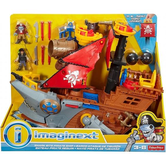 Imaginext Nave dei Pirati a...