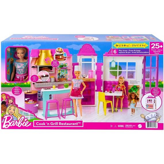 Barbie Playset Il...