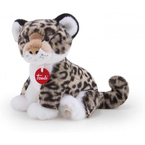 PELUCHE Leopardo grigio...
