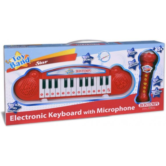 Bontempi Mini Keyboard And...