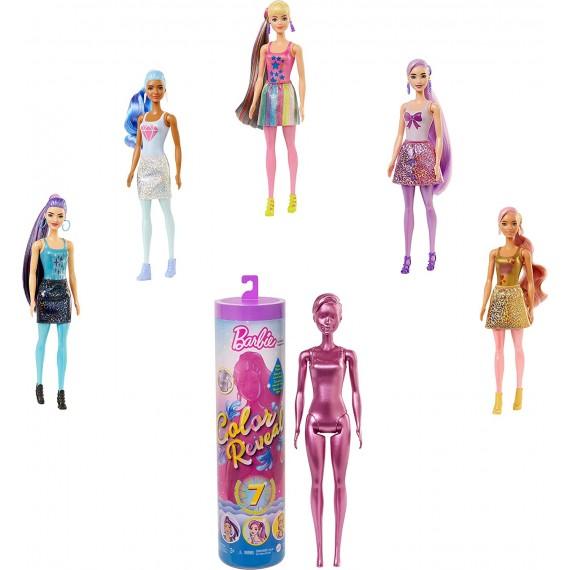 Barbie Color Reveal Serie...