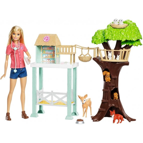 Barbie- Centro Soccorso...