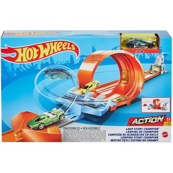 Hot Wheels -Pista Acrobazie...