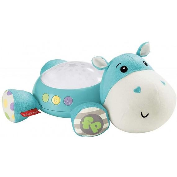 Hippo Plush Projection...