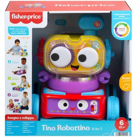 Tino Robottino 4-in-1...