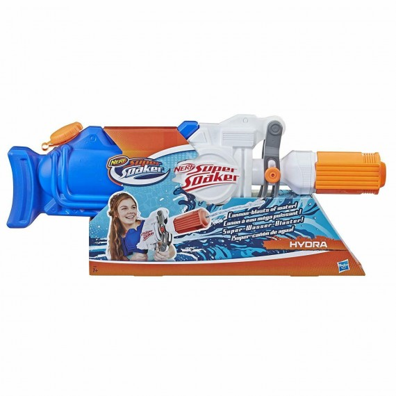 Pistola a acqua Nerf Super...