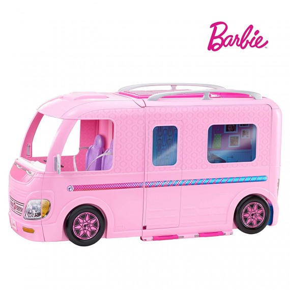Barbie Camper dei Sogni per...