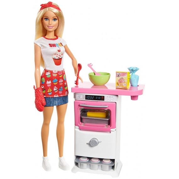 Barbie Playset Pasticceria...