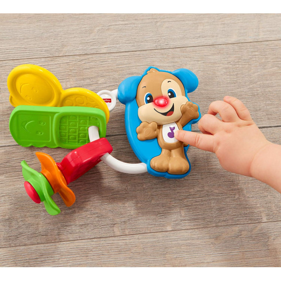 Fisher-Price- Chiavi Conta...
