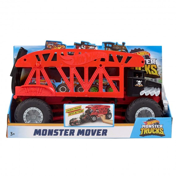 Hot Wheels- Monster Truck...