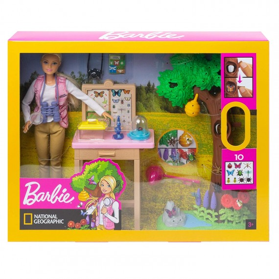 Barbie- Carriere Entomologa...
