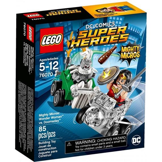 Super Heroes Lego 76070