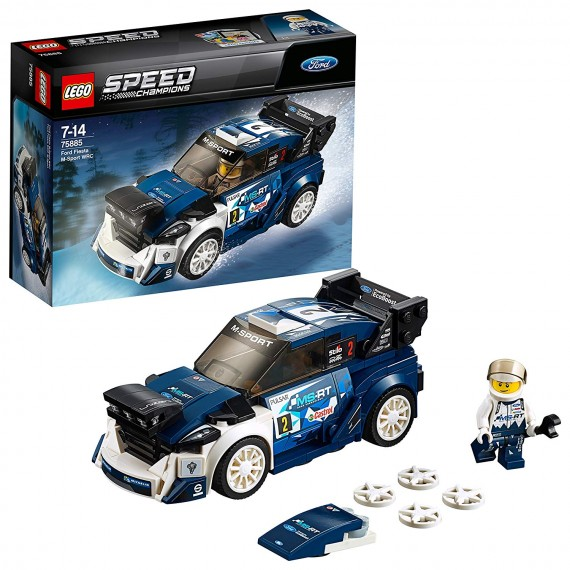 LEGO Speed - Ford Fiesta...