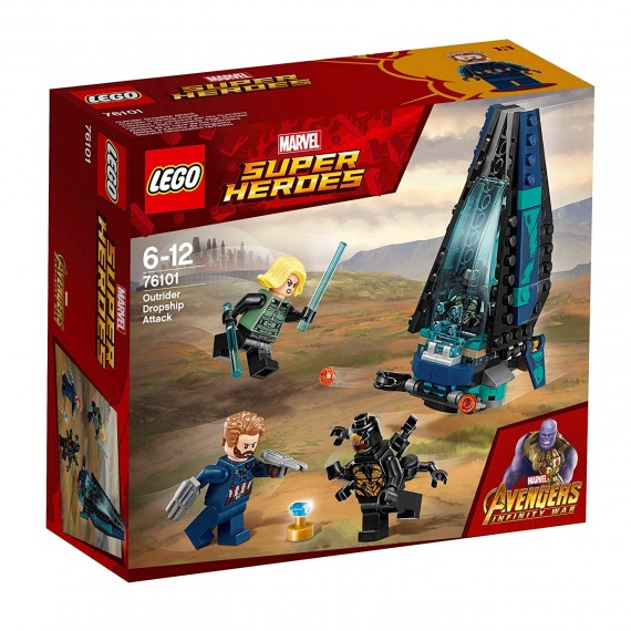 LEGO Super Heroes -...