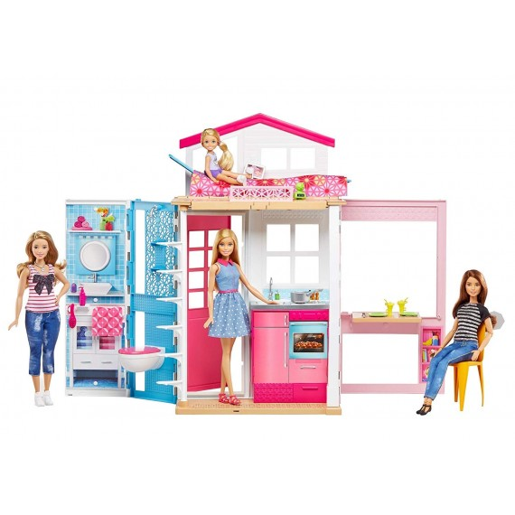 Barbie- Casa Componibile...