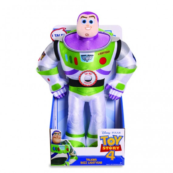 Toy Story - 4 Peluche con...