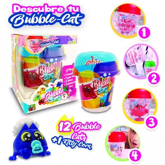 Bubble CATZ Multicolor...