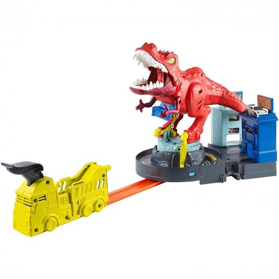 Rampa T-Rex, PlaySet con...