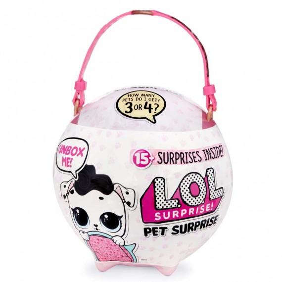 Lol Pets Surprise 15...
