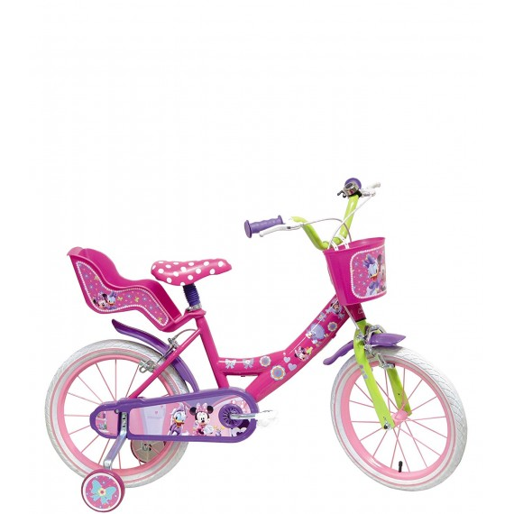 BICICLETTA 14  MINNIE...