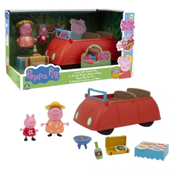 Peppa Pig l'Automobile...