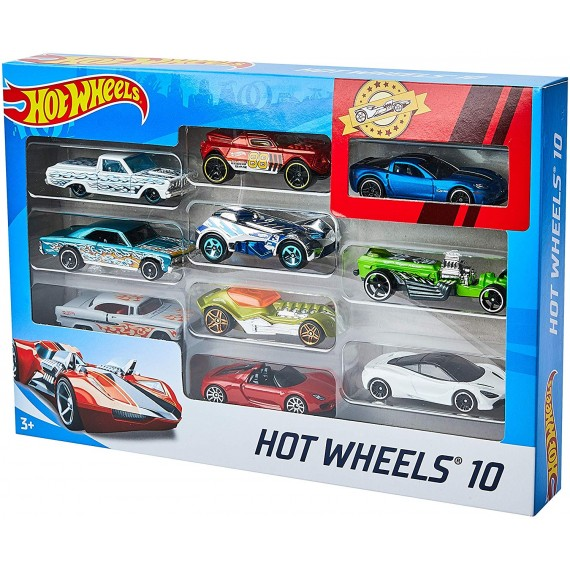 Hot Wheels Set Macchinine...