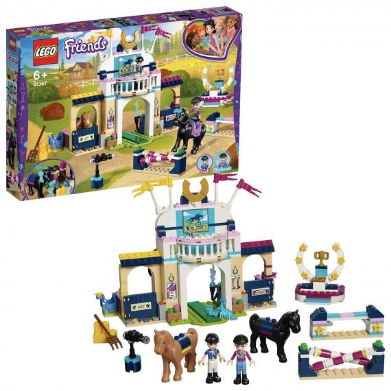 LEGO Friends  La gara di...