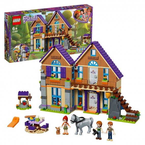 LEGO Friends  La villetta...