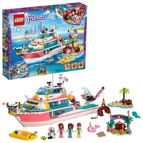 LEGO FRIENDS MOTOSCAFO  DI...