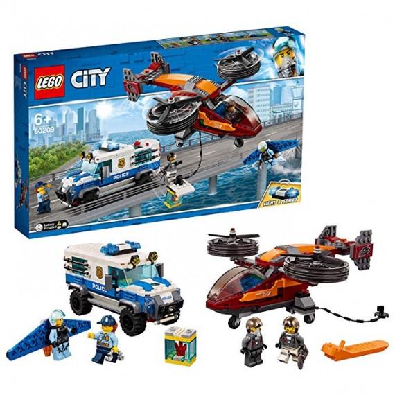 LEGO CITY FURTO DI DIAMANTI...