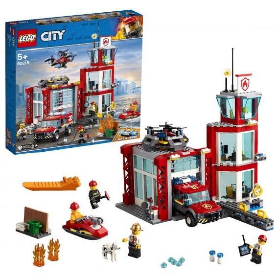 LEGO City Caserma dei...